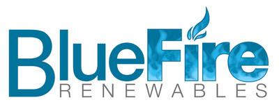BlueFire Ethanol logo.  (PRNewsFoto/BlueFire Ethanol Fuels, Inc.)