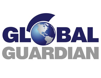 Global Guardian logo (PRNewsFoto/GLOBAL GUARDIAN)