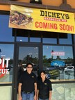 Harish and Neha Sharma open Dickey's Barbecue Pit in San Dimas Thursday