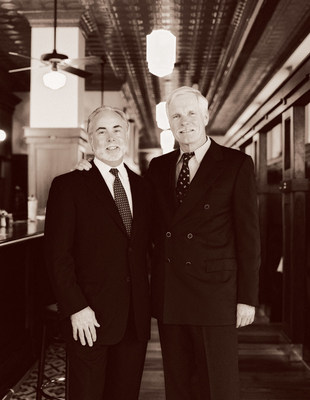 Ted's Montana Grill Co-founders George McKerrow and Ted Turner