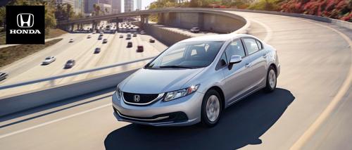 Howdy Honda offers student drivers the Honda College Graduate Bonus. (PRNewsFoto/Howdy Honda)