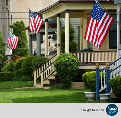 USAGov's Guide to Displaying the American Flag