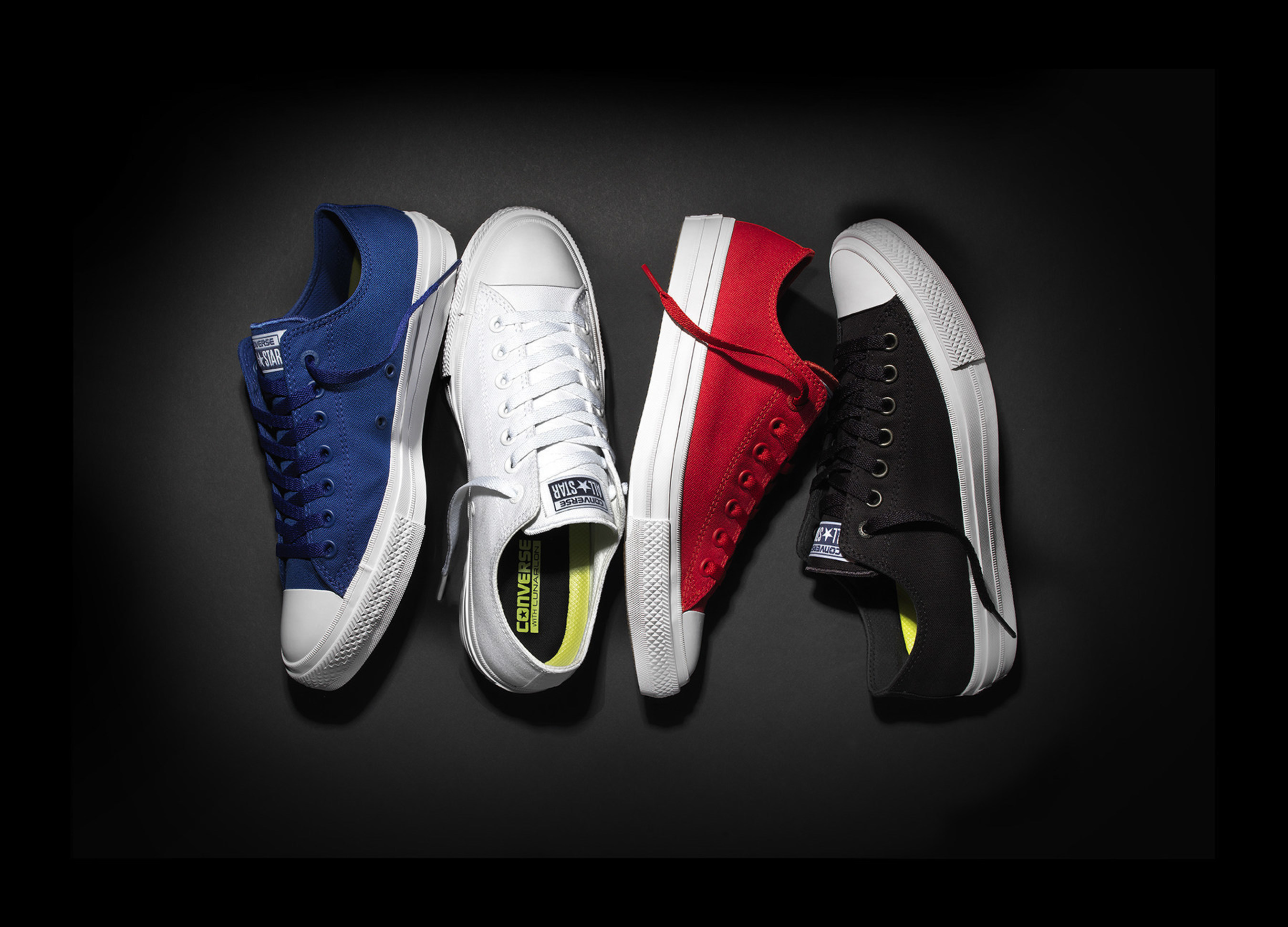 All New Converse Chuck Taylor All Star II