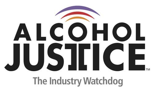 Alcohol Justice logo. (PRNewsFoto/Alcohol Justice) (PRNewsFoto/)