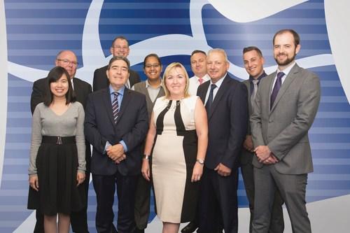 Holborn Assets' South African Team (PRNewsFoto/Holborn Assets)
