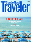 Conde Nast Traveler Announces 2014 Hot List (PRNewsFoto/Conde Nast Traveler)