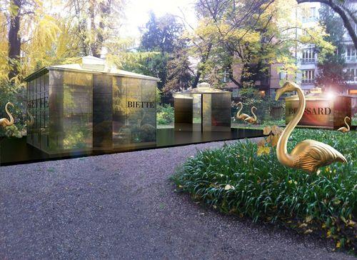 BE OPEN The Garden of Wonders (PRNewsFoto/BE OPEN Foundation)