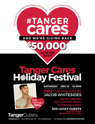 #TangerCares 1