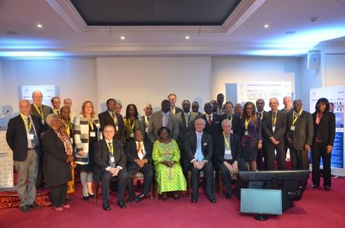 UNESCO-Merck Africa Research Summit - Geneva, Switzerland, October 19, 2015 (PRNewsFoto/Merck) (PRNewsFoto/Merck)
