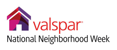 Valspar has provided $2.5 million in cash and product donations to support 51 local Habitat for Humanity organizations in 16 states as part of Valspar's National Neighborhood Week, May 9 - 14, 2016.  Every Valspar site in the United States will be activating volunteer teams during National Neighborhood Week to work on Habitat home builds and A Brush With Kindness projects.  #myroll