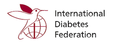 IDF logo.  (PRNewsFoto/Lilly Diabetes)