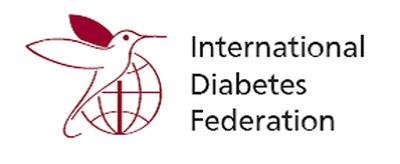 IDF logo.  (PRNewsFoto/Lilly Diabetes)
