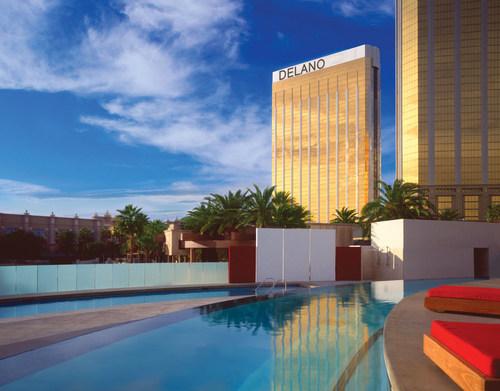 Delano Las Vegas Debuts on the Las Vegas Strip (PRNewsFoto/Delano Las Vegas)