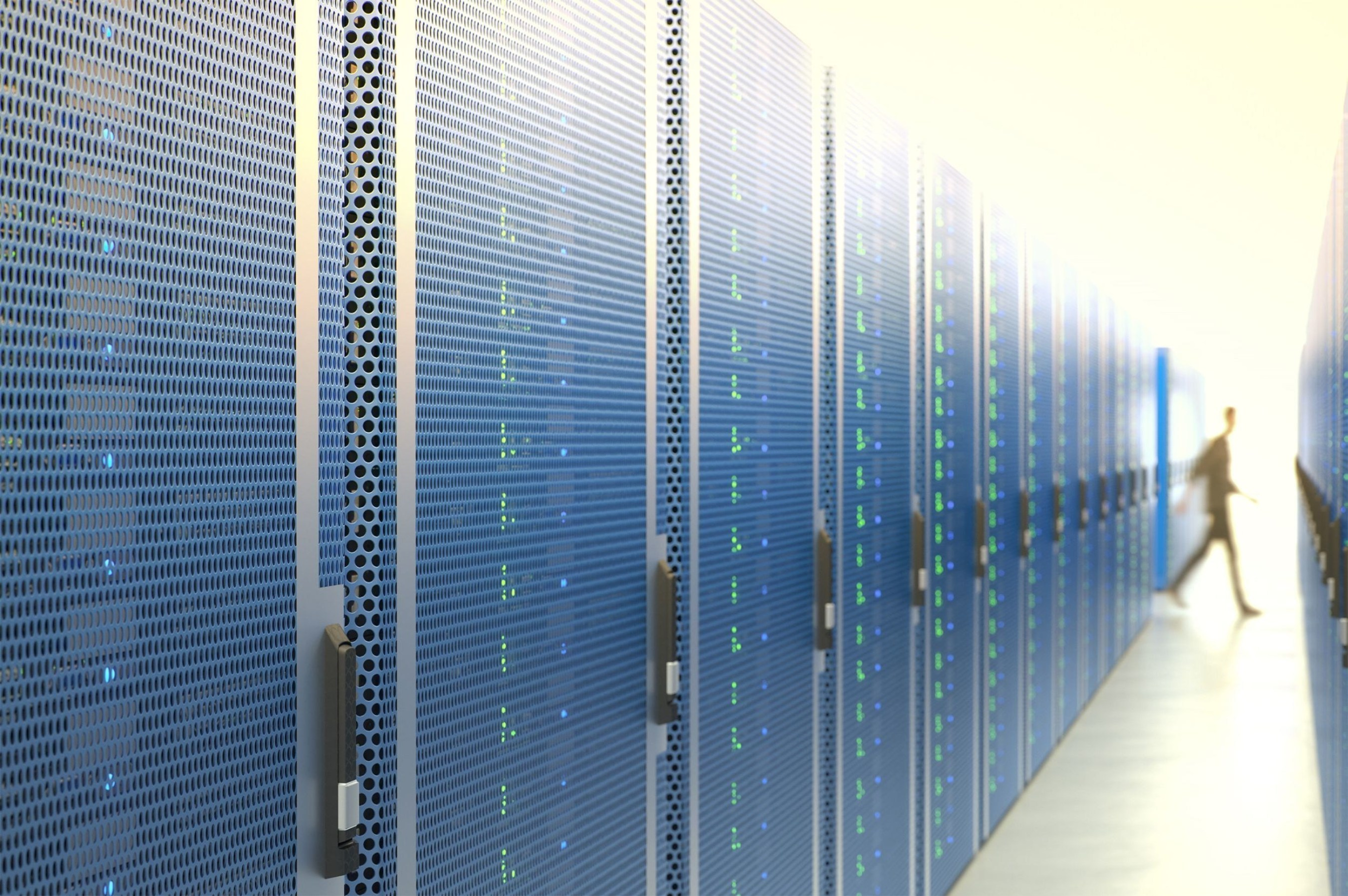 Data center cooling (PRNewsFoto/Alfa Laval Lund) (PRNewsFoto/Alfa Laval Lund)
