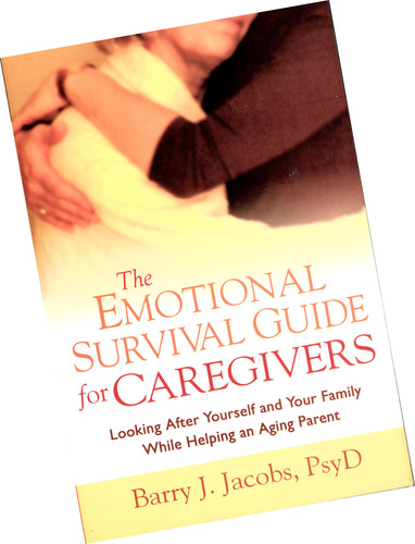 "During the month of November, The SCOOTER Store is offering caregivers a complimentary copy of ""The Emotional Survival Guide for Caregivers"" while supplies last. Visit caregivermonth.com to order your copy.  (PRNewsFoto/The SCOOTER Store)"