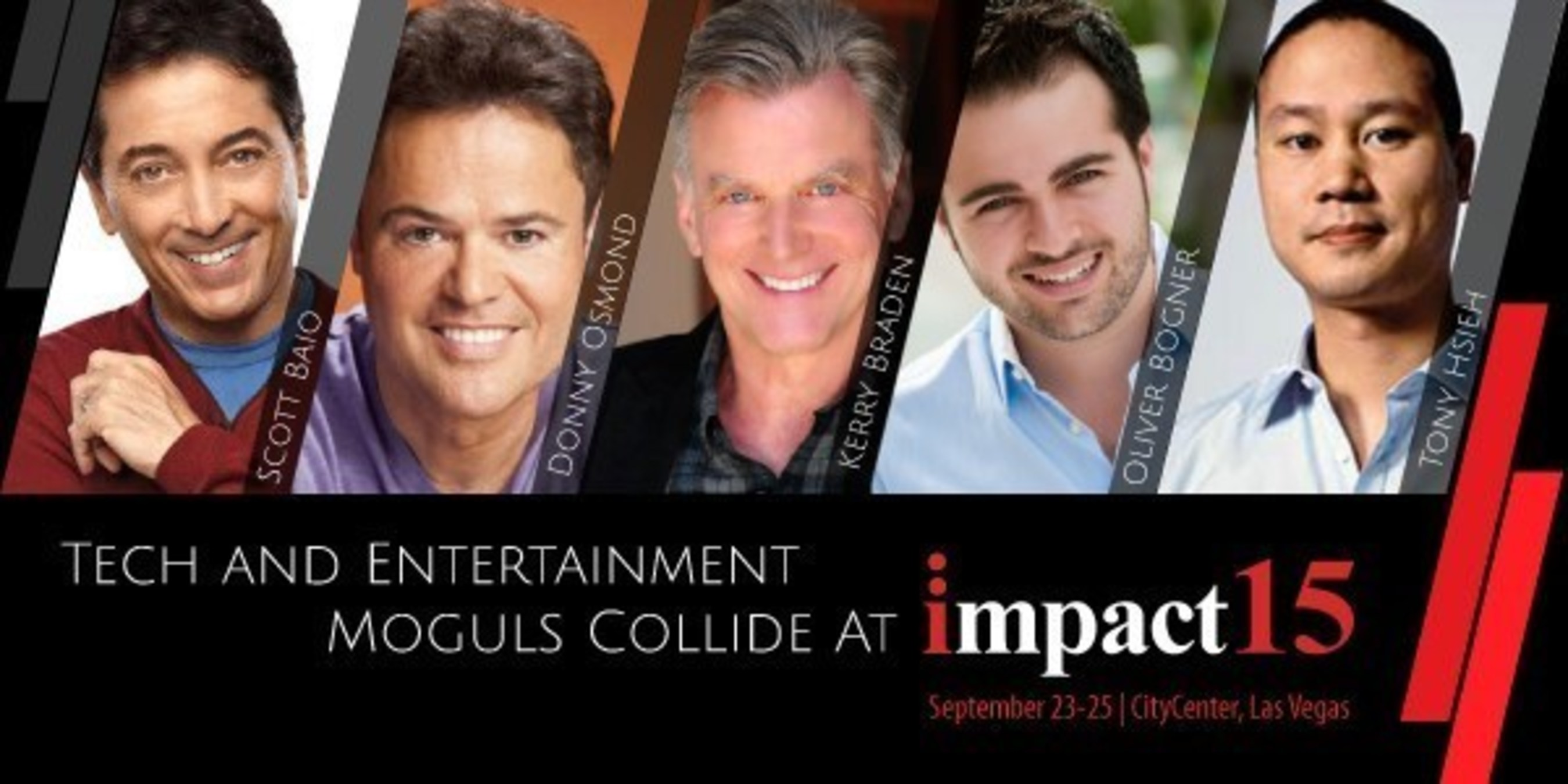 Influential Thought Leaders to Converge on Stage at Internet Marketing Association's IMPACT15 Event in Las Vegas