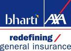 Bharti AXA General Insurance logo (PRNewsFoto/Bharti AXA General Insurance)