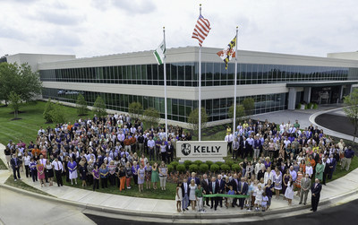 KELLY Headquarters located in Sparks, Maryland