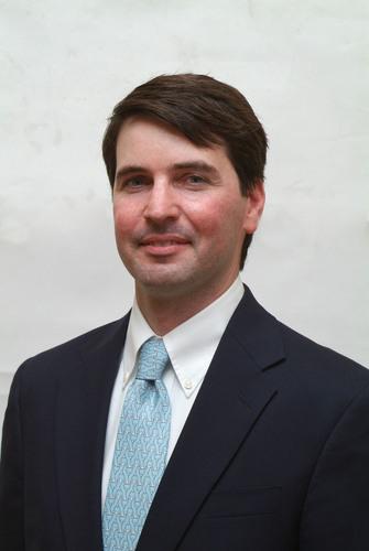 Justin Nangle, Pulisher of Ladue News.  (PRNewsFoto/Ladue News)
