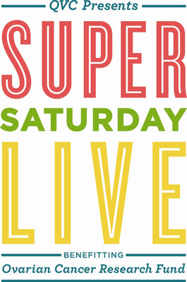 QVC Presents Super Saturday LIVE scheduled to broadcast live from the Hamptons on Saturday, July 28 at 2 PM (ET).  (PRNewsFoto/QVC, Inc.)