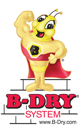 B-Dry Logo.  (PRNewsFoto/B-Dry Owners Association)
