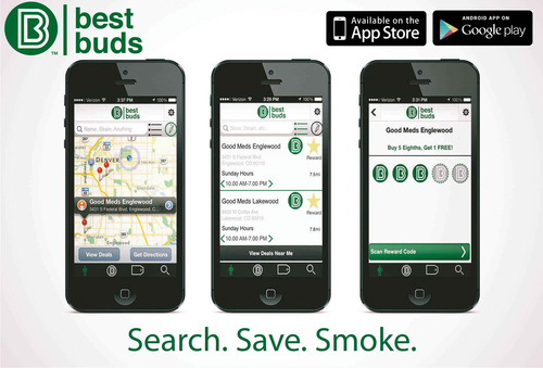 "Denver-Based Tech Start-up ""Best Buds"" Putting Marijuana Rewards in Customers' Pockets.  ..."