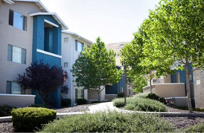 Bascom Arizona Ventures has acquired The Terraces at Glassford Hill Apartments, a 226-unit luxury community located in Prescott Valley, Arizona.  (PRNewsFoto/The Bascom Group, LLC)