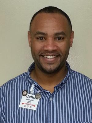 Meet John Hairston, Marketing Company President of U-Haul Company of Northern Georgia.  (PRNewsFoto/U-Haul)