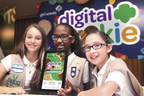 Girl Scouts show off Digital Cookie 2.0 - the leading multichannel entrepreneurial program for girls. Copyright Girl Scouts of the USA. All rights reserved. Used with permission.