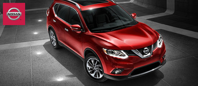 The Nissan Rogue was one of the vehicles that was completely redesigned for the 2014 model year. (PRNewsFoto/Nissan of Auburn)
