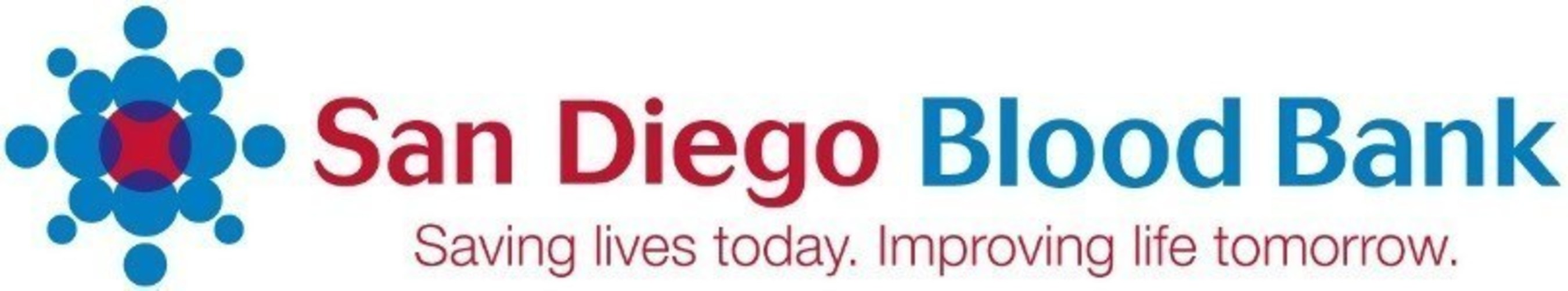 San Diego Blood Bank Logo