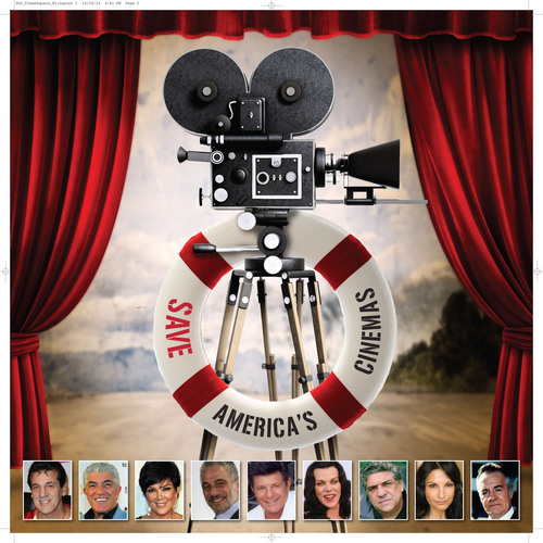 'SaveAmericasCinemas.org' Retains TransMedia Group to Promote the Efforts to Save the Small Cinema
