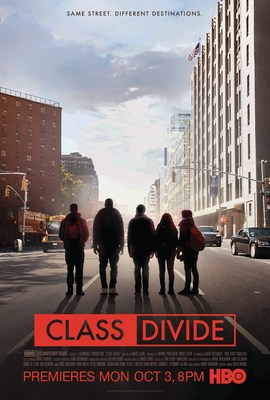 HBO(R) PARTNERS WITH COMMUNITY ORGANIZATIONS FOR A PHOTO GALLERY EXPERIENCE ON THE HIGH LINE IN NYC, INSPIRED BY NEW DOCUMENTARY FILM CLASS DIVIDE