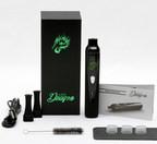 V.Stick Dragon Portable Herbal Vaporizer vstick.net - dry herb vaporizer with adjustable temperature settings (PRNewsFoto/Quality Products Distribution)