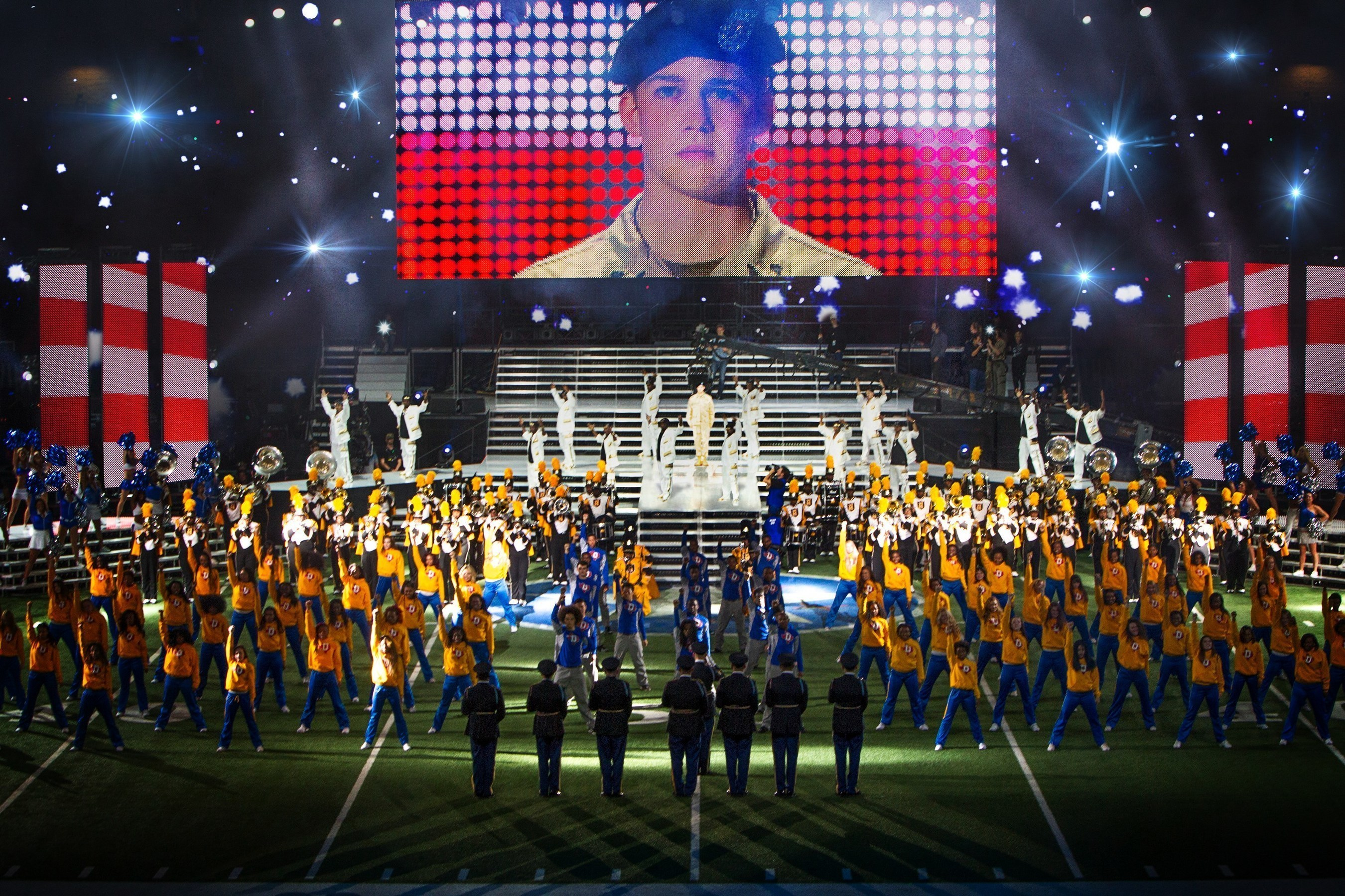 The Film Society of Lincoln Center Announces Special World Premiere Presentation Of Ang Lee's 'Billy Lynn's Long Halftime Walk' At The 54th New York Film Festival