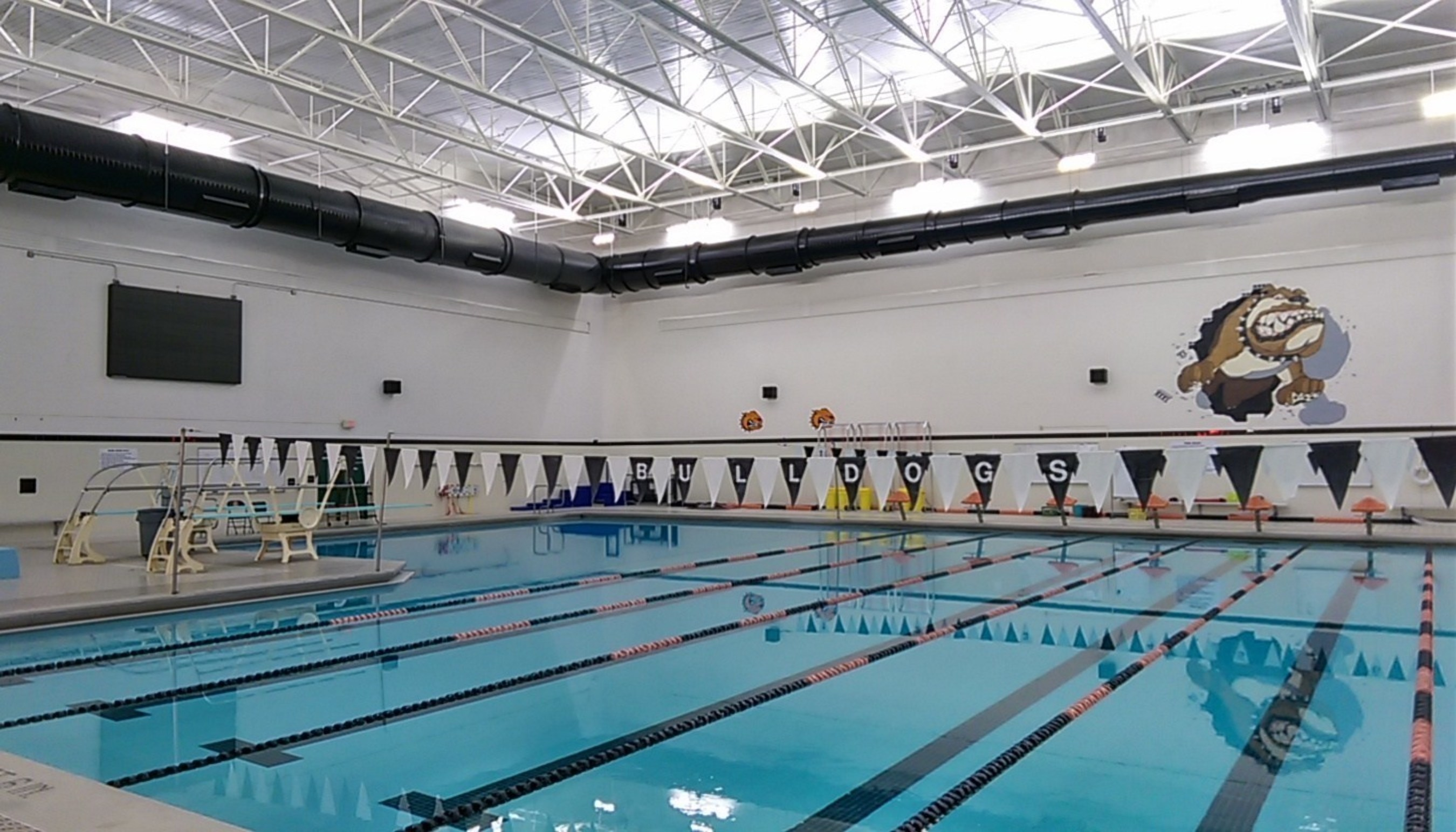 Byron Center High School Aquatic Center