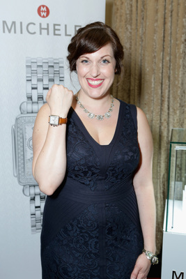 Congratulations Allison Tolman on your award for Best Supporting Actress in a Movie or Mini-Series. (PRNewsFoto/MICHELE Watches)