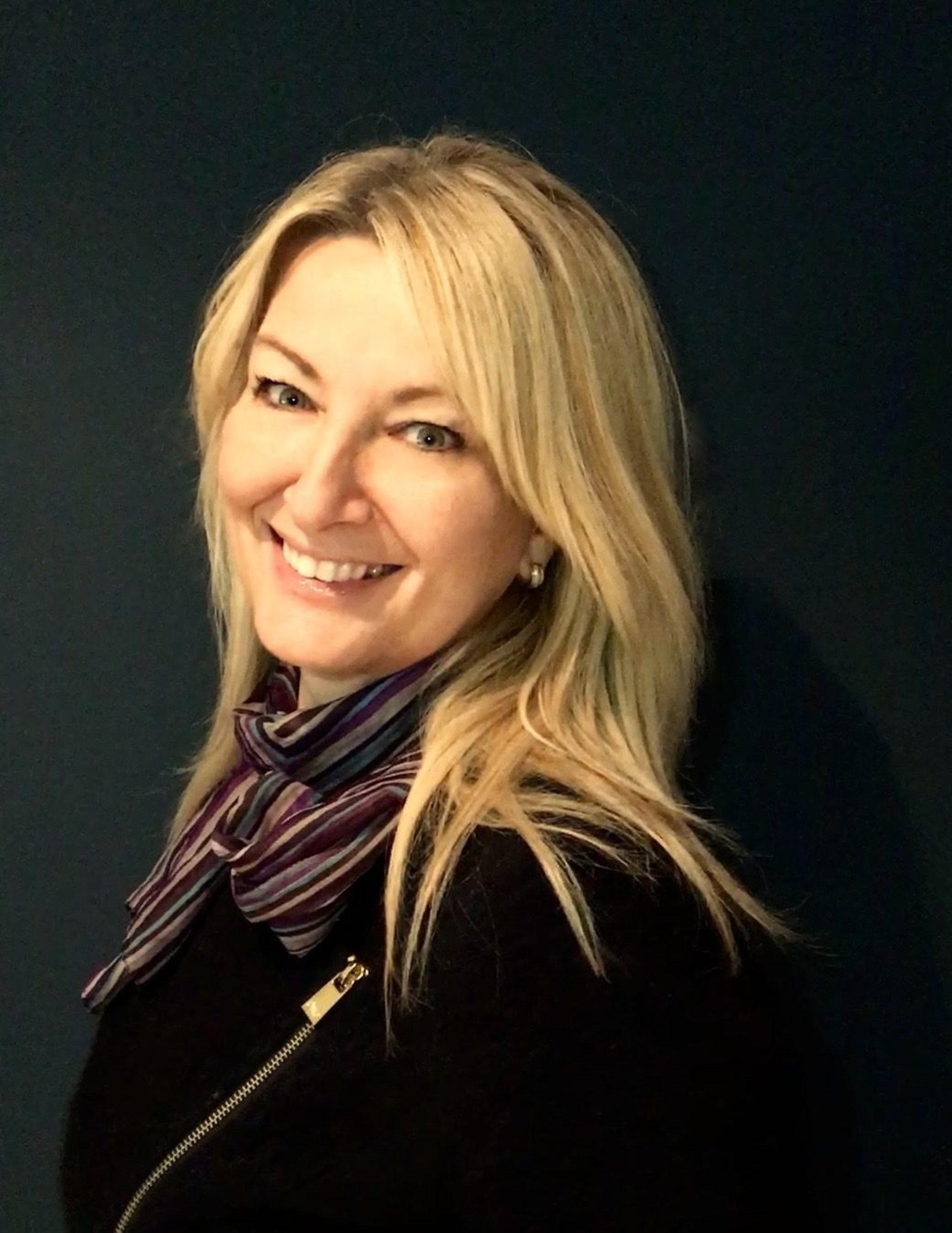 Sally Tilleray, new Chairman of Cognito Media (PRNewsFoto/Cognito)