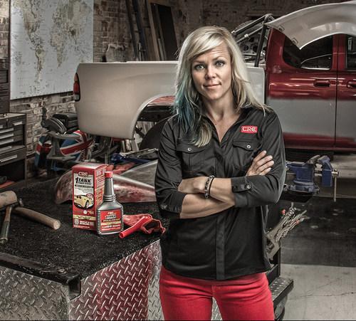 CRC Industries Partners With Automotive Celebrity, Jessi ...