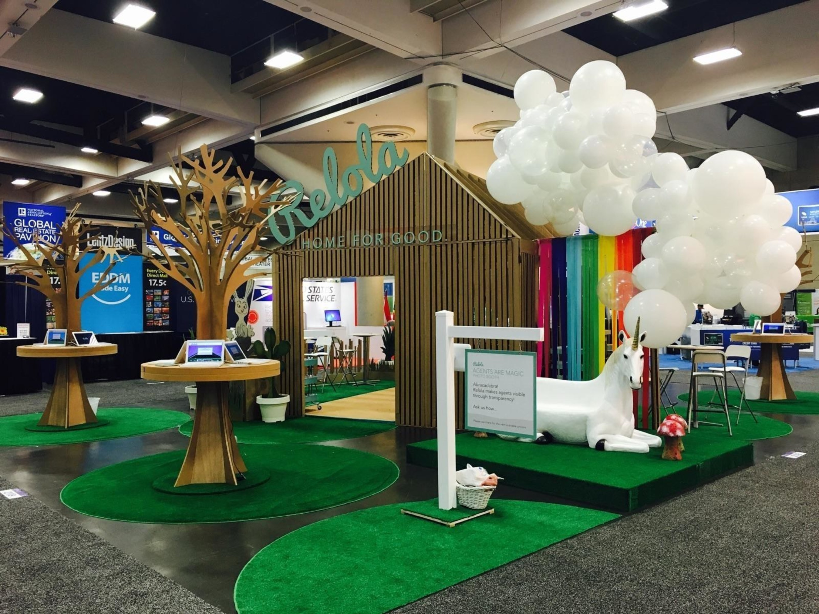 Relola Booth A Hit At NAR Realtors® Conference and Expo