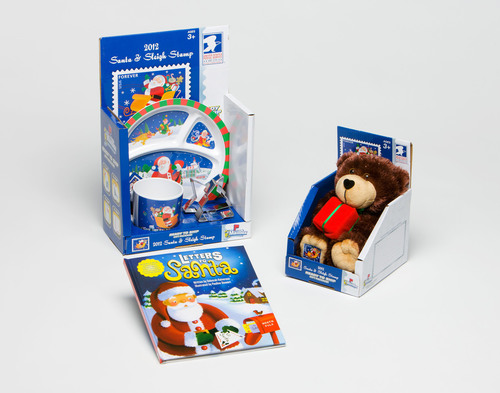 Letters to Santa Holiday Gift Ideas from the U.S. Postal Service