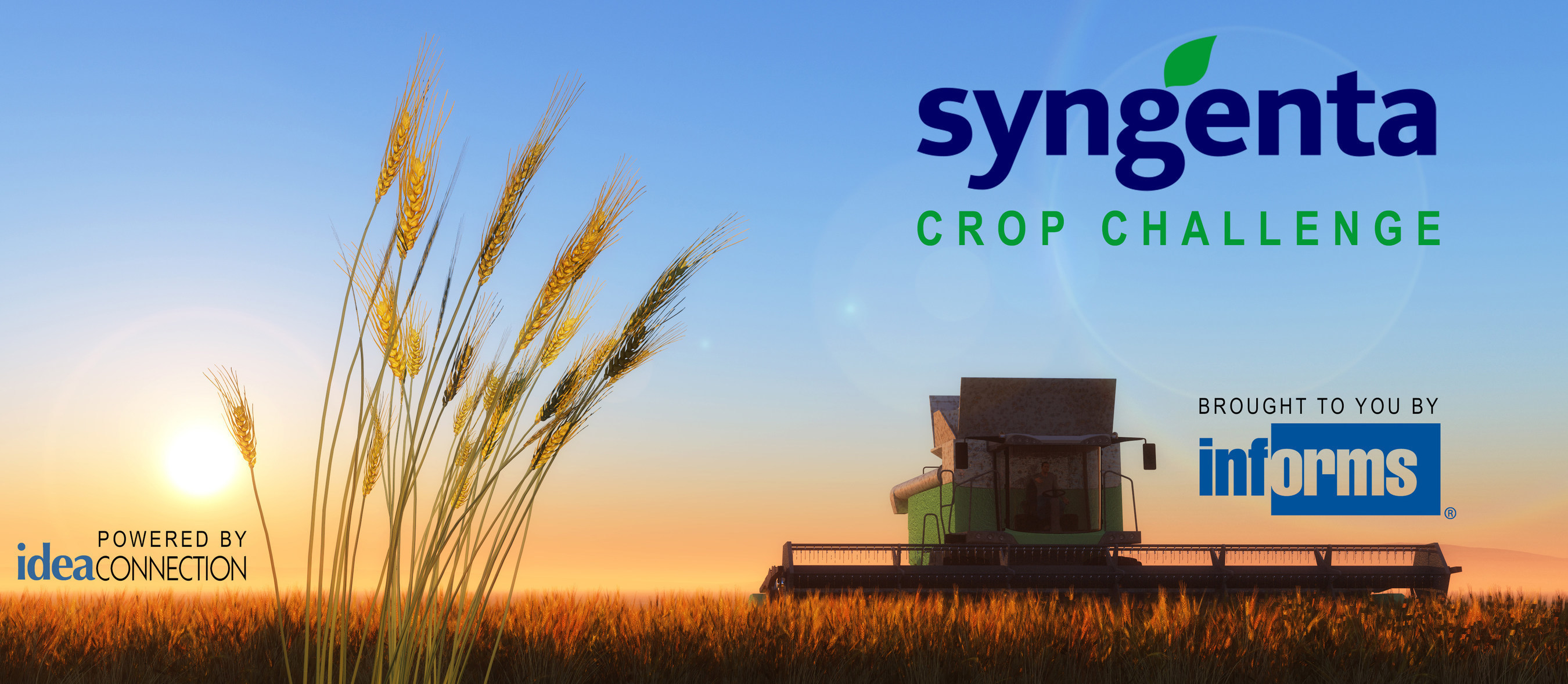 Syngenta and INFORMS Announce New Crop Challenge Award in Analytics, Operations Research