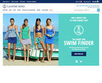 Lands' End Launches Online Tool to Provide Professional Swimsuit Fittings