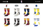 Stance the new official on-court sock provider of the NBA.