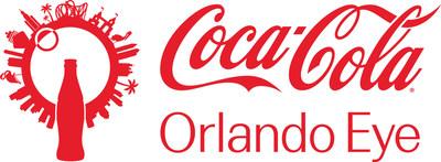 Coca-Cola Orlando Eye Logo