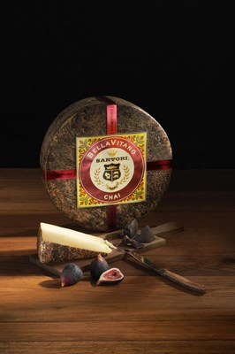 "Sartori Chai BellaVitano was crowned Grand Champion at the 2014 Wisconsin State Fair Contest and Sartori Master Cheesemaker, Mike Matucheski named ""Grand Master Cheese Maker"""