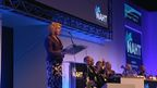 'New NAHT President, Bernadette Hunter, challenges Michael Gove MP at this year's annual conference'
