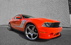 ROUSH Performance, Sherwin-Williams Automotive Unveil New ROUSH Stage 3 Premier Edition Mustang at 2011 SEMA Show
