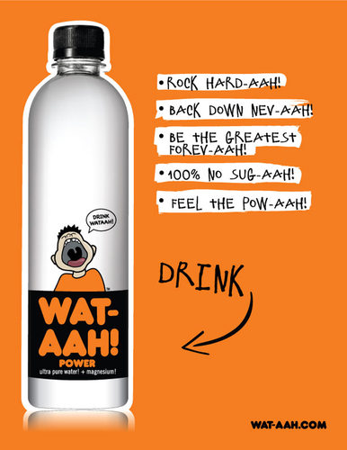 WAT-AAH!, a line of functional water for kids free of sugar or sweeteners of any kind, announces the launch of ...
