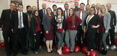 Boise-based Northwestern Marketing Concepts, a consulting and sales company led by president Holly Clark, earned the Campaign Cup award for third quarter results.